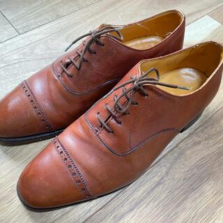 EDWARD GREEN - ★希少 旧工場 80s EDWARD GREEN ビジネスシューズ革靴