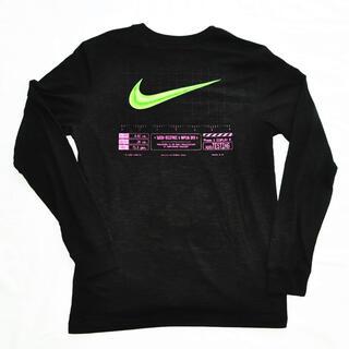 ナイキ(NIKE)のNIKE/SWOOSH TESTINGDATA LONG SLEEVE Tシャツ(Tシャツ/カットソー(七分/長袖))