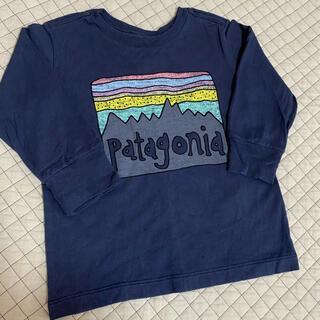 パタゴニア(patagonia)のパタゴニア  Tシャツ 6〜12M(Tシャツ)