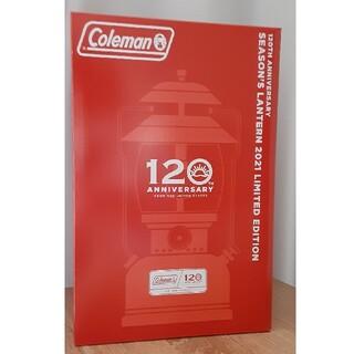 Coleman - coleman 120th 周年シーズンランタン