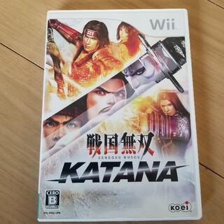 ウィー(Wii)の戦国無双 KATANA(家庭用ゲームソフト)