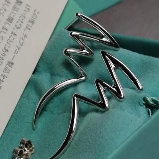 Tiffany & Co. - ティファニー   パロマピカソ スクリブル ピアス