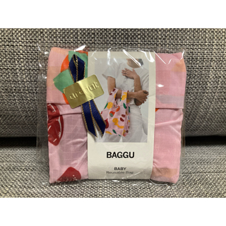 BAGGU BABY ピンク