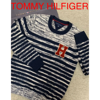 TOMMY HILFIGER - 《新品》TOMMY HILFIGER ニット L/G 12−14