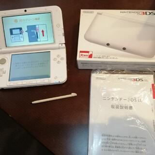 ニンテンドー3DS - 値下げ★ニンテンドー 3DS   LL   完動品 箱あり