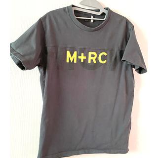 ノワール(NOIR)の美品 M+RC NOIR マルシェノア 上質コットンTシャツ♪ストリート(Tシャツ/カットソー(半袖/袖なし))