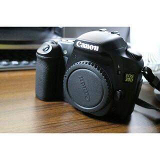 キヤノン(Canon)のCanon EOS30D(デジタル一眼)