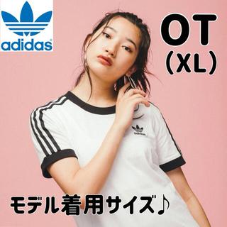 【新品】adidas アディダス オリジナルス 3ストライプス Tシャツ XL