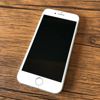 アップル(Apple)の【USED】iPhone8 64GB(シルバー)(スマートフォン本体)
