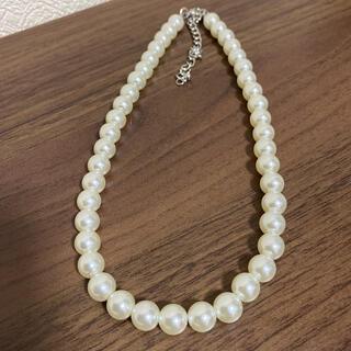 パールネックレス メンズ 韓国 レディース パール 淡水 ネックレス 海外 真珠