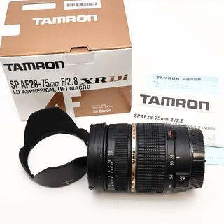 TAMRON - TAMRON SP AF28-75mm F/2.8 for Canon