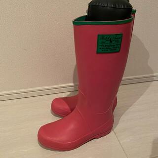 Ralph Lauren - Ralph Lauren 長靴 ピンク