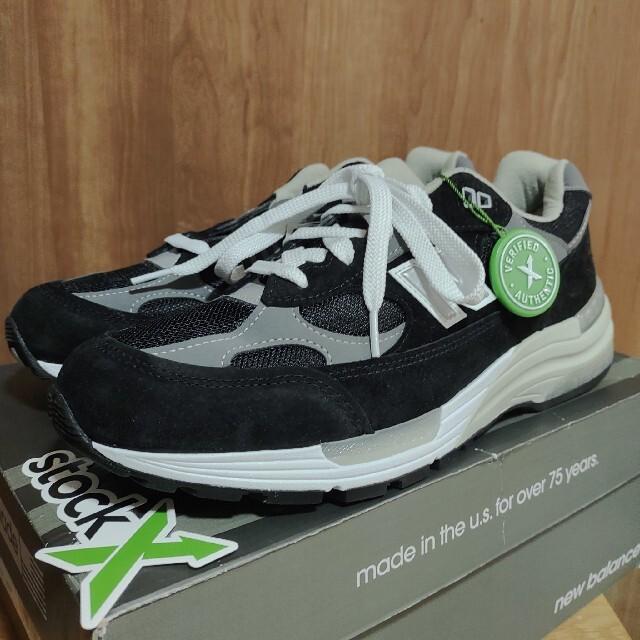 New Balance(ニューバランス)のNew Balance 992 EB 27.5cm ニューバランス メンズの靴/シューズ(スニーカー)の商品写真