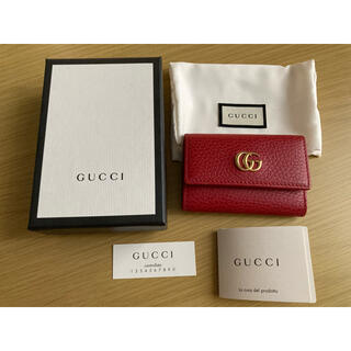 Gucci - GUCCI キーケース★美品★