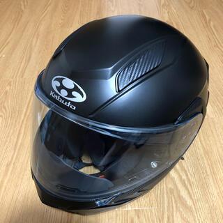 オージーケー(OGK)のOGK kabuto RYUKI  システムヘルメット(ヘルメット/シールド)