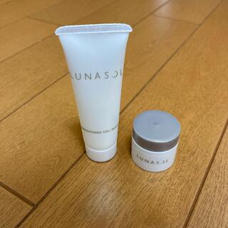 ルナソル(LUNASOL)の[新品・未使用]ルナソル 洗顔・ファンデーション サンプル(サンプル/トライアルキット)