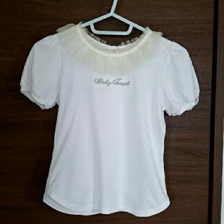 シャーリーテンプル(Shirley Temple)の【シャーリーテンプル】シャツ140cm(Tシャツ/カットソー)
