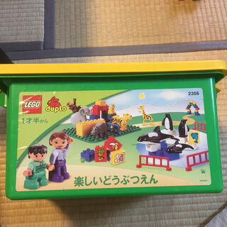 レゴ(Lego)のLEGO duplo   楽しいとうぶつえん 2356(積み木/ブロック)