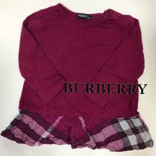BURBERRY - バーバリー トップス 90cm