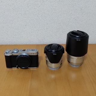 富士フイルム - Fujifilm X-A1 ダブルズームレンズキット