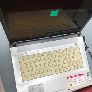 バイオ(VAIO)のSony VAIO ノートパソコン Windows Pro10 PCG-7V1N(ノートPC)
