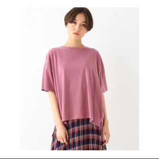 オゾック(OZOC)のOZOC ビッグシルエットゆるTプルオーバー(Tシャツ/カットソー(半袖/袖なし))