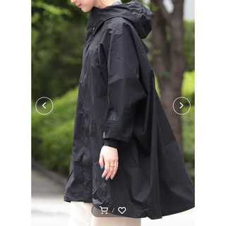 THE NORTH FACE - THE NORTH FACE/Taguan Poncho/タグアンポンチョ