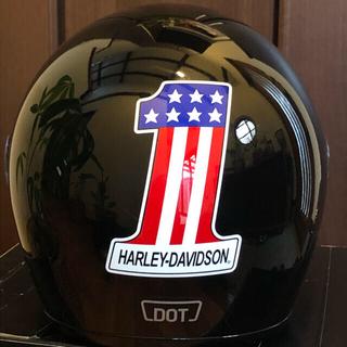 ハーレーダビッドソン(Harley Davidson)のハーレーダビッドソン ヘルメットsサイズ(ヘルメット/シールド)