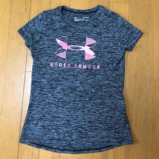 アンダーアーマー(UNDER ARMOUR)のUNDER ARMOUR 女の子 Tシャツ(Tシャツ/カットソー)