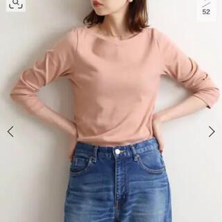 IENA - AURALEE/オーラリー 】IENA 別注ボートネックTシャツ