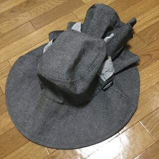 マリクレール(Marie Claire)の日焼け防止 帽子(帽子)