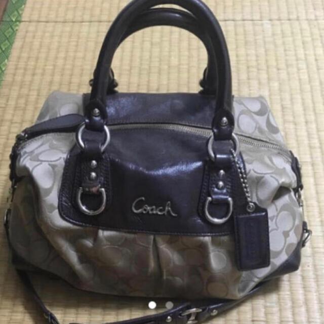 COACH(コーチ)の値下げ❣️コーチ ショルダーバッグ ハンドバック レディースのバッグ(ショルダーバッグ)の商品写真