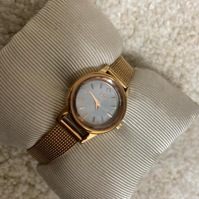 ete(エテ)のeye 腕時計 レディースのファッション小物(腕時計)の商品写真