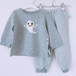 UNIQLO - ユニクロ♡おばけちゃんパジャマ