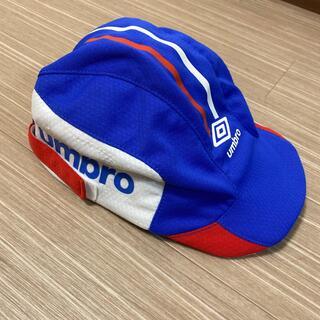 アンブロ(UMBRO)のumbro サッカー 帽子56センチ フットボール(ウェア)