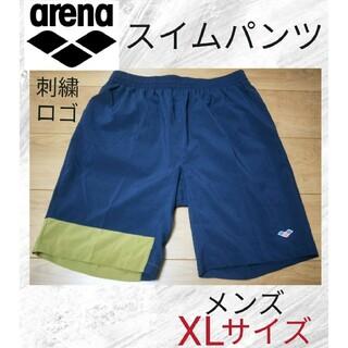 arena - アリーナ 水着 スイムパンツ ハーフパンツ メンズ XLサイズ arena