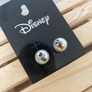 ディズニー(Disney)のミッキー★激可愛いピアス(ピアス)