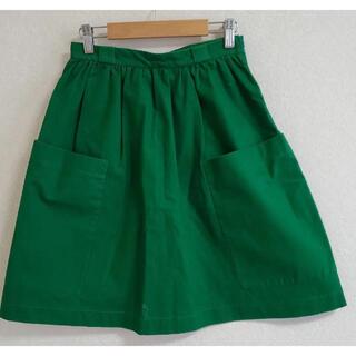 シーバイクロエ(SEE BY CHLOE)のシーバイクロエSEE BY CHLOEフレアースカート38サイズ(ひざ丈スカート)