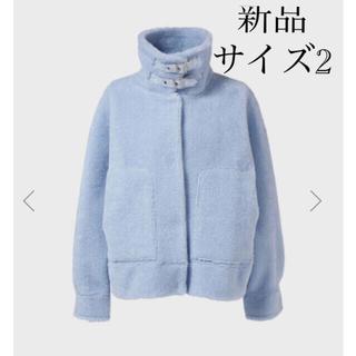 スタニングルアー(STUNNING LURE)の新品 stunning lure エコムートンショートジャケット(ムートンコート)