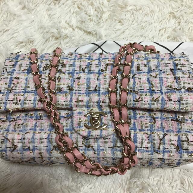 CHANEL(シャネル)のsmile様専用 シャネル ショルダーバッグ 超美品 レディースのバッグ(ショルダーバッグ)の商品写真