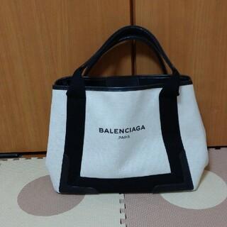 Balenciaga - バレンシアガ⭐ネイビーカバス・Sサイズ