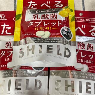 たべるシールド 乳酸菌タブレット 3袋(その他)