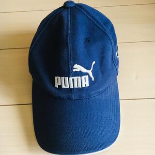 プーマ(PUMA)の【ピーチ姫さま専用】プーマ キッズ用  帽子(帽子)