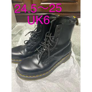 ドクターマーチン(Dr.Martens)のDr.Martens 8hole UK6(25.0cm)(ブーツ)