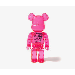 MEDICOM TOY - Anti Social Social Club×BE@RBRICK 400%
