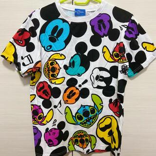 ディズニー(Disney)のディズニー Disney ミッキー柄Tシャツ(Tシャツ(半袖/袖なし))