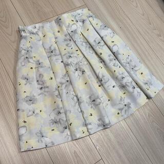 INDEX - 花柄スカート