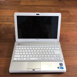バイオ(VAIO)のVAIO ノート PCG-51511N 動作可(ノートPC)