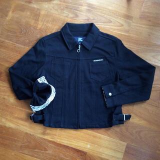 バーバリー(BURBERRY)のBURBERRY  ジップアップジャケット 130cm(ジャケット/上着)