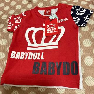 BABYDOLL - ベビードールTシャツ 80センチ 新品